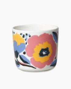 Oiva/Rosarum kaffekopp 2dl/ 2p