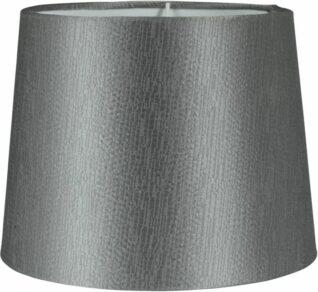 Omera Sidenlook Glint Grå 23cm