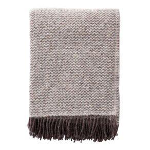 Wave Natural Brown 50% recyled wool & 50% lambs wool