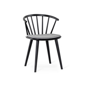 Edda stol – Svartbetsad Ask