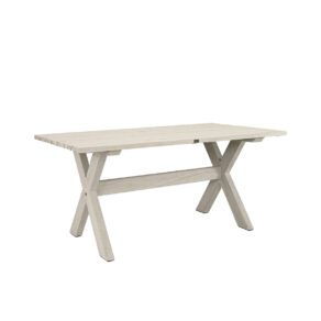 Cross Diningtable 160×100 Instant grey