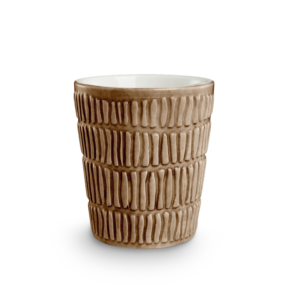 Stripes Mugg 30cl Cinnamon