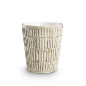 Stripes Mugg 30cl Sand
