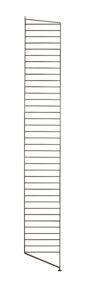 Golvgavel h200 x d30 cm 2-pack 200×30 Brun
